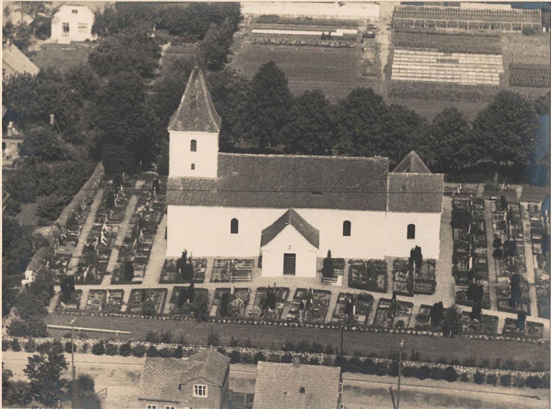 Luftfoto ca. 1950