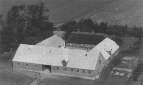 Augustenborg efter ombygningen i 1950
