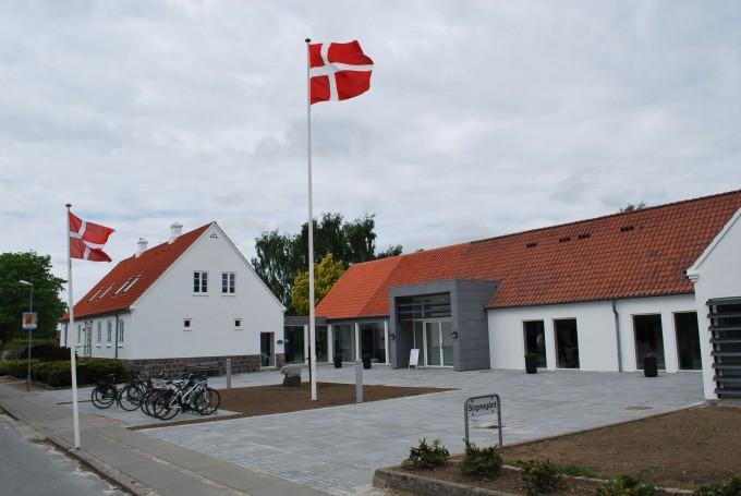 Indvielse af Malling Sognegård den 14. juni 2015