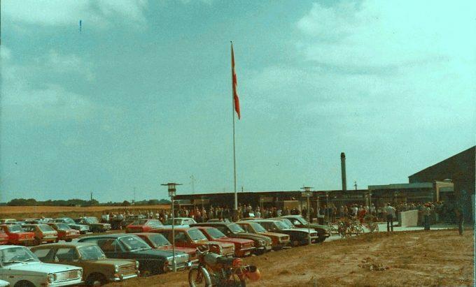 Egelund indvies august 1978